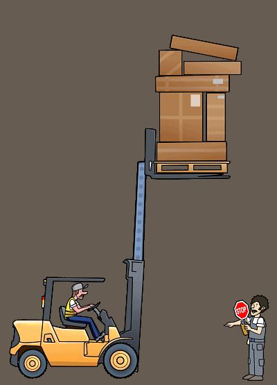 Corso carrello elevatore con prolunga online