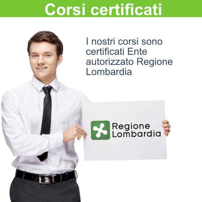 Corsi certificati online