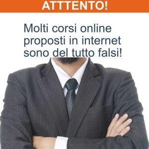 Corsi online gratis non validi