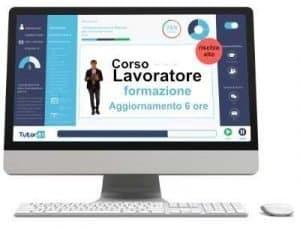 corso online lavoratore rischio alto