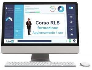 Corso online RLS Aggiornamento 4 ore