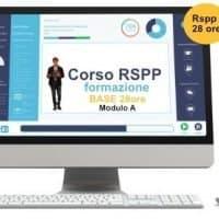 corso online RSPP 28 ORE