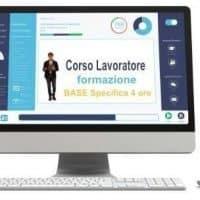 corso online lavoratore specifica rischio basso 4 ore